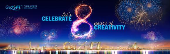 Events Vietnam  GazeFi | 8th Anniversary