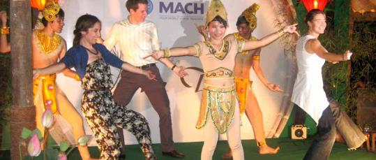 events vietnam | MACH Welcome to Nha Trang 2011