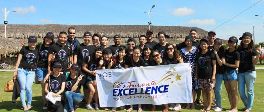 events vietnam | Citi' Journey to Exellence