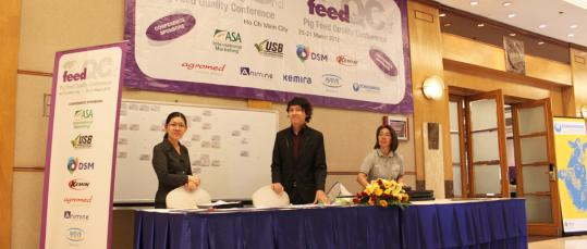 events vietnam | GazeFi Events Vietnam - Events Management - Pig Feed Quality Conference