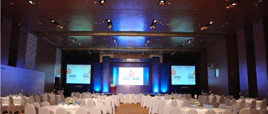 GazeFi Events Vietnam - Events Management - Sandoz Kick off Meeting 2013