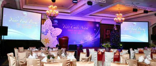 GazeFi Event Vietnam - Events Management - Southern SFC - Year End Party 2009 in HCMC and Vung Tau