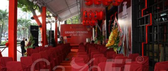 GazeFi Event Vietnam - Events Management - Grand Opening Ceremony of Kissho Restaurant