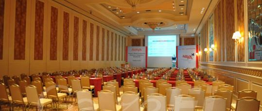GazeFi Event Vietnam - Events Management - Avaya / Nortel Enterprise Solutions Integration Roadshow