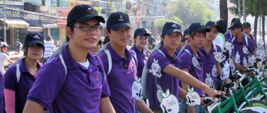 events vietnam | Activation: Mela Supermarket