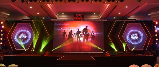 GazeFi Event Vietnam - Events Management  - PD Generali Awards Night 2017