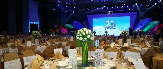 Events Vietnam | Toan Thang 20th Anniversary