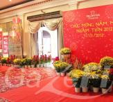 GazeFi Event Vietnam - Events Management - Prudential Finance - Year End Party 2011