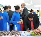 events vietnam | Glatz Fine Paper Vietnam Grand Opening Ceremony