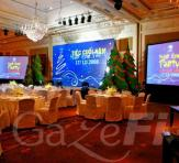 GazeFi Event Vietnam - Events Management - Year End Party - Southern Service Flight Company