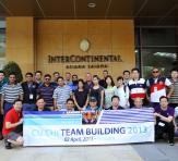events vietnam | Team Building - Sandoz Tiger Award 2013