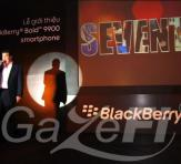 GazeFi Event Vietnam - Events Management - BlackBerry Bold 9900 & Curve 9360 Launch in Ho Chi Minh
