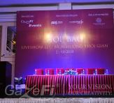 events vietnam |Luu Bich Liveshow Press Conference