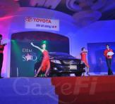 GazeFi Event Vietnam - Events Management - Toyota Corrola Altis 2008 Launch Vietnam