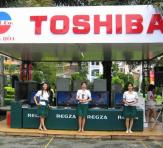GazeFi Event Vietnam - Activation - Toshiba