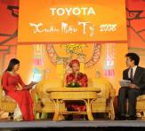 GazeFi Event Vietnam - Events Management - Toyota Year End Party