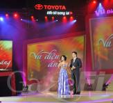GazeFi Event Vietnam - Events Management -TOYOTA - THANK YOU PARTY 2010
