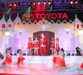 GazeFi Event Vietnam - Events Management - Toyota - Year End Party 2010 - Ha Noi
