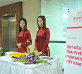 GazeFi Event Vietnam - Events Management - Prudential Broker Training of LAUNCH PUBLIC FUND in Hanoi