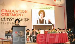 GazeFi Events Vietnam - Events Management - RMIT Graduation Ceremony Nov. 21 2012