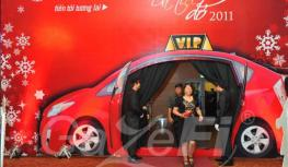 GazeFi Event Vietnam - Events Management - Toyota - Thank You Party 2011