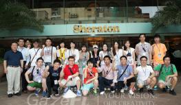 events vietnam   Team Building Citibank Credit Elite 2013