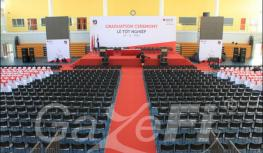 GazeFi Event Vietnam - Events Management - RMIT - Graduation Ceremony 2011