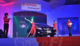 GazeFi Event Vietnam - Events Management - Toyota Corrola Altis 2008 Launch Vietnam