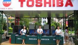 GazeFi Event Vietnam - Activation - Toshiba