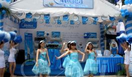 GazeFi Event Vietnam - Events Management - Activation Midea