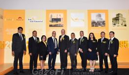 GazeFi Event Vietnam - Events Management - Sun Life Financial Grand Opening Ceremony