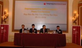GazeFi Event Vietnam - Events Management - Tong Yang Press Conference
