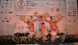 GazeFi Event Vietnam - Events Management - OIC Event - Hospital Management Asia 2009