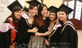RMIT Graduation 2013  in Hanoi