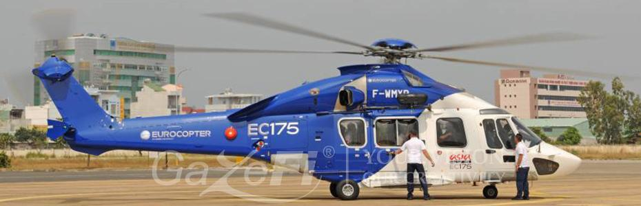 EC 175 Demo Flight In Vietnam