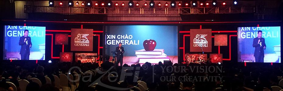 events vietnam | Generali Mid Year Meeting 2016