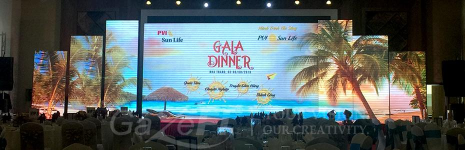 events vietnam | PVI Sun Life Mid Year Kick-off Meeting 2016