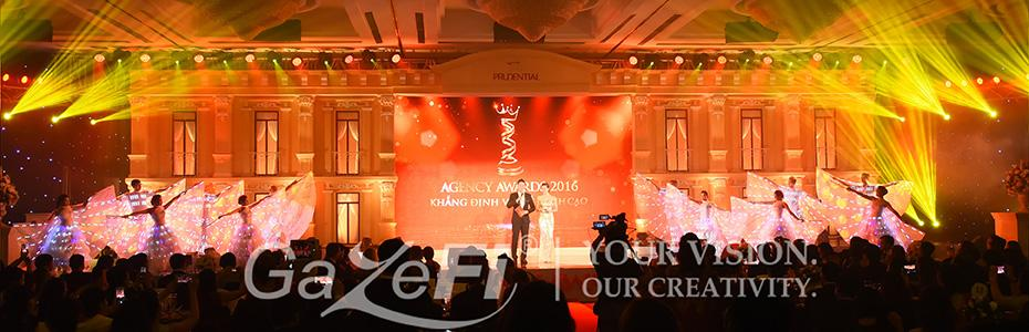 events vietnam   Pru Agency Awards 2016
