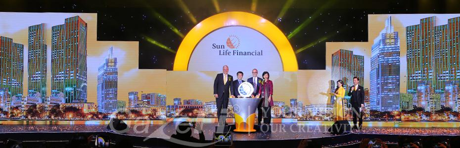 events vietnam | Sun Life Financial Grand Opening Ceremony