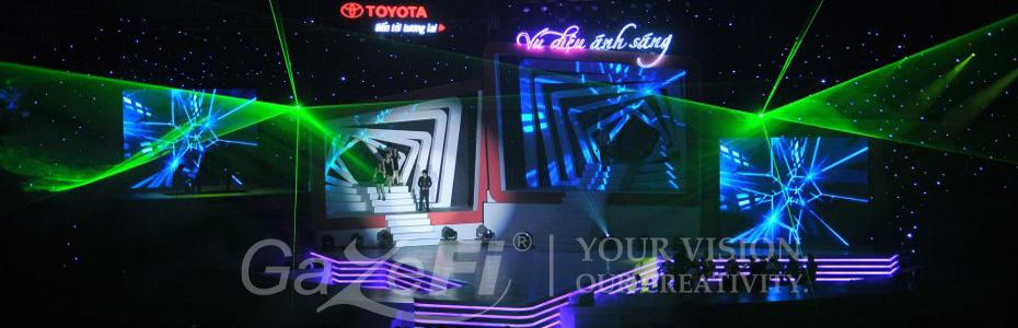 events vietnam | Toyota Music Show 2010